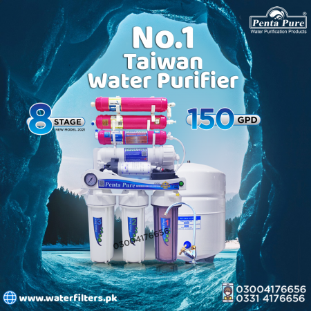 eurotech water filter plant