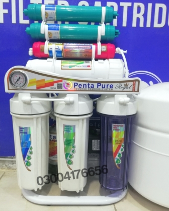pentapure ro plant water filter for home