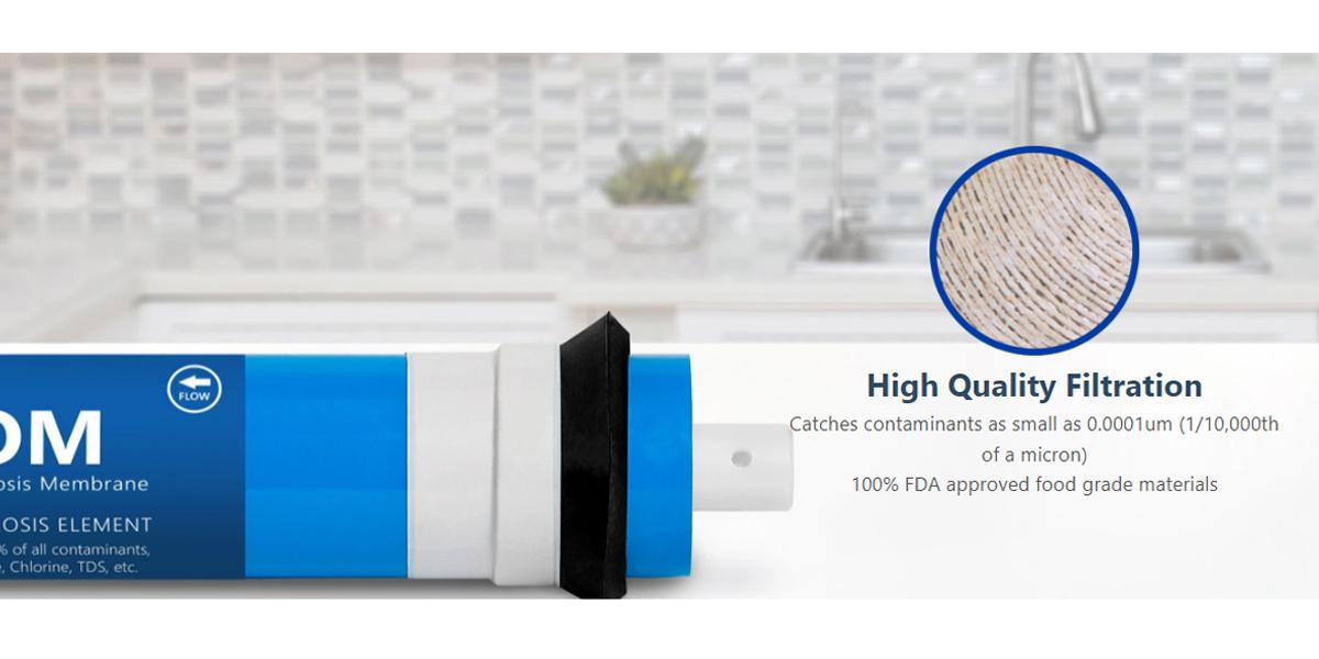 ro membrane pentapure water filter