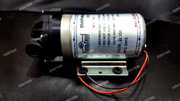 booster pump for ro plant
